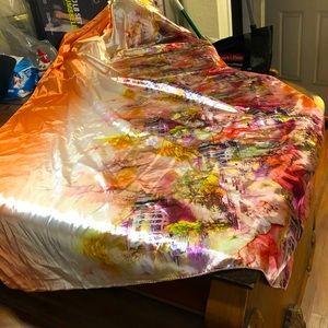 Hong Kong silk wrap!